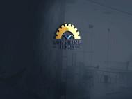Sunshine Homes Logo - Entry #326