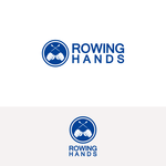Rowing Hands Logo - Entry #55