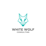 White Wolf Consulting (optional LLC) Logo - Entry #408