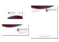 Business Card, Letterhead & Envelope Logo - Entry #8
