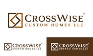 Crosswise Custom Homes Logo - Entry #64