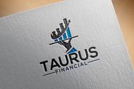 "Taurus Financial (or just ""Taurus"") Logo - Entry #452"