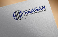 Reagan Wealth Management Logo - Entry #236