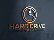 Hard drive garage Logo - Entry #116