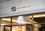 MGK Wealth Logo - Entry #461