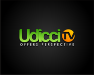 Udicci.tv Logo - Entry #142