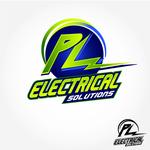 P L Electrical solutions Ltd Logo - Entry #78