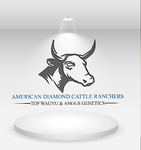 American Diamond Cattle Ranchers Logo - Entry #50