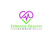 Forever Health Studio's Logo - Entry #109
