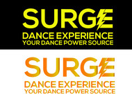 SURGE dance experience Logo - Entry #76