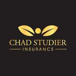 Chad Studier Insurance Logo - Entry #24