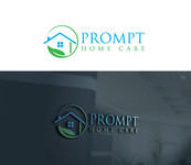 Prompt Home Care Logo - Entry #87
