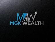 MGK Wealth Logo - Entry #396