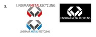 Lindimar Metal Recycling Logo - Entry #228