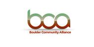 Boulder Community Alliance Logo - Entry #227