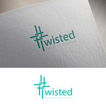 Twisted Turquoise Boutique Logo - Entry #47