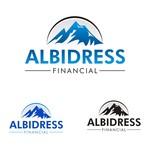 Albidress Financial Logo - Entry #199