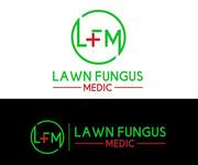 Lawn Fungus Medic Logo - Entry #221