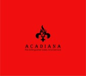 Acadiana Fire Extinguisher Sales and Service Logo - Entry #253