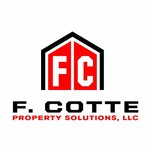 F. Cotte Property Solutions, LLC Logo - Entry #14
