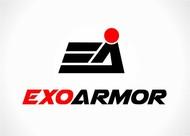 EXO Armor  Logo - Entry #134