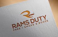 Rams Duty Free + Smoke & Booze Logo - Entry #209