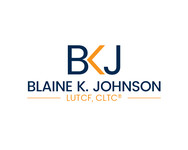 Blaine K. Johnson Logo - Entry #77