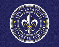 Love Lafayette Logo - Entry #17