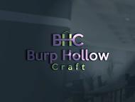 Burp Hollow Craft  Logo - Entry #82