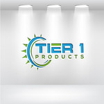Tier 1 Products Logo - Entry #341