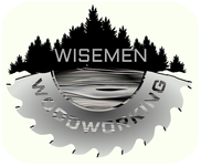 Wisemen Woodworks Logo - Entry #200