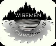 Wisemen Woodworks Logo - Entry #200