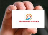 Sunshine Homes Logo - Entry #385