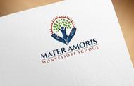 Mater Amoris Montessori School Logo - Entry #252