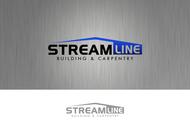 STREAMLINE building & carpentry Logo - Entry #145