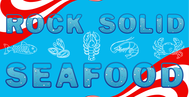 Rock Solid Seafood Logo - Entry #184