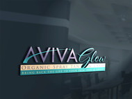 AVIVA Glow - Organic Spray Tan & Lash Logo - Entry #55