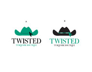 Twisted Turquoise Boutique Logo - Entry #142