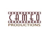 CAMEO PRODUCTIONS Logo - Entry #14