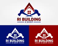 RI Building Corp Logo - Entry #83
