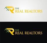 The Real Realtors Logo - Entry #80
