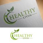 Healthy Livin Logo - Entry #661