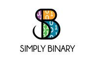 Simply Binary Logo - Entry #81
