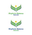Rhythmic Balance Naturals Logo - Entry #114