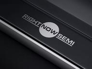 Right Now Semi Logo - Entry #71