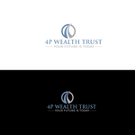 4P Wealth Trust Logo - Entry #283