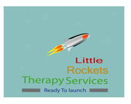 Little Rockets Therapy Services Logo - Entry #71