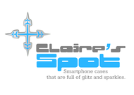 Claire's Spot Logo - Entry #103