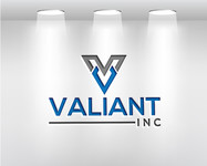 Valiant Inc. Logo - Entry #416