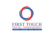 First Touch Travel Management Logo - Entry #62